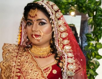 Bridal Makeup In Lucknow