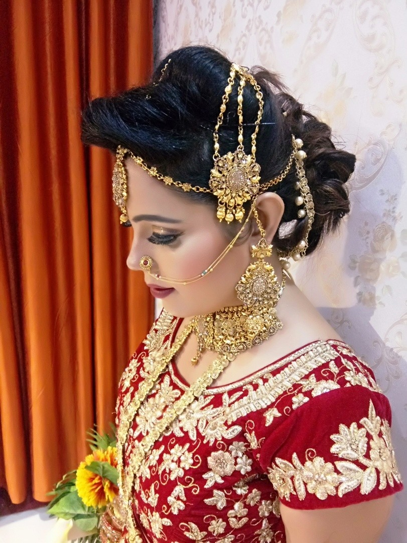 bridal makeup in lucknow | nail art in lucknow | best spa salon in